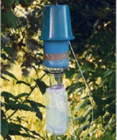 Trappola cattura zanzare