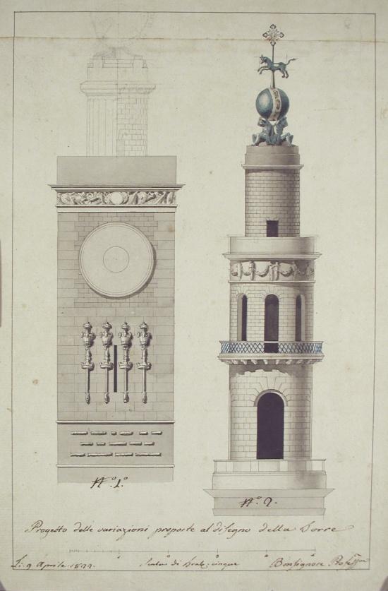 La Torre Civica: il primo simbolo di Torino