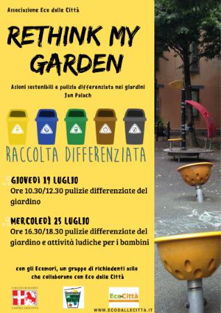 Rethink my Garden Torino