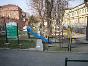 Giardini di Via Giulio