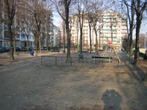Giardino di Largo Re Umberto