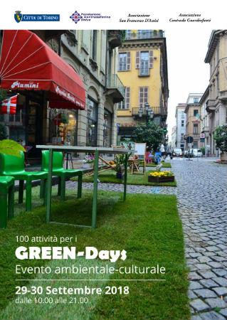 100 attività per i GREEN - Days