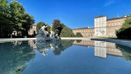 Fontana dei Tritoni Palazzo reale