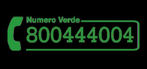 800444004 - Numero verde per le persone in difficoltà