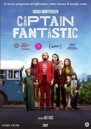 CAPTAIN FANTASTIC CAPTAIN FANTASTIC