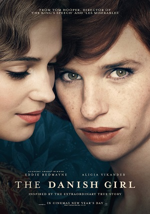 THE DANISH GIRL THE DANISH GIRL