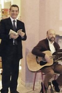Sergio Donna e Beppe Novajra