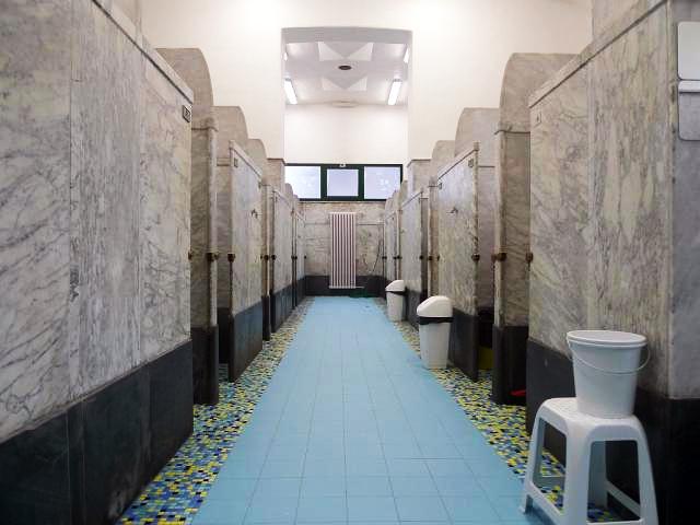 Città di torino circoscrizione riapertura bagni pubblici via