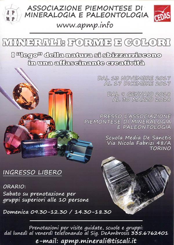 Minerali: forme e colori