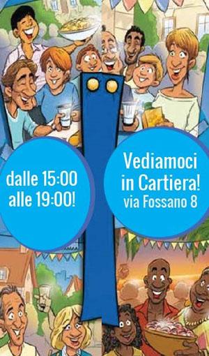 Festa dei Vicini - CARTIERA