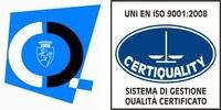 Logo UNI EN ISO 90001