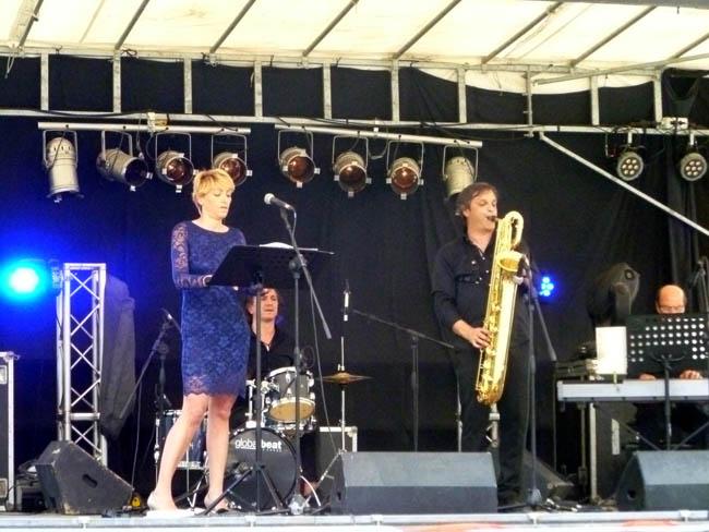 Nino Carriglio quartett