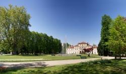 La villa Tesoriera e il suo Parco