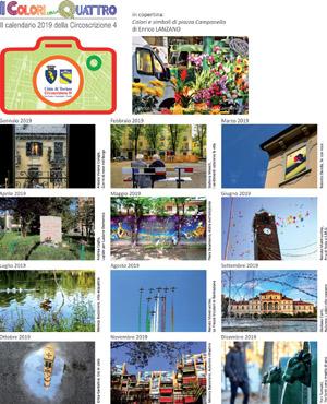San Donato Calendario.I Colori Della Quattro Calendario 2019 Online