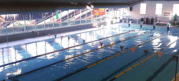 Citt di torino circoscrizione 6 piscina sempione - Piscina di venaria ...