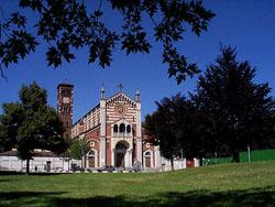 la chiesa di San Gaetano da Tiene