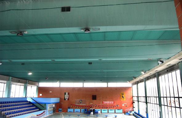 Sollevatori Mobili Per Piscina : Lavori straordinari effettuati presso l impianto della piscina