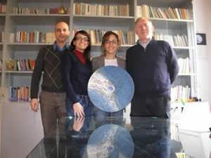 Foto del Premio nazionale Pianeta Acqua 2008