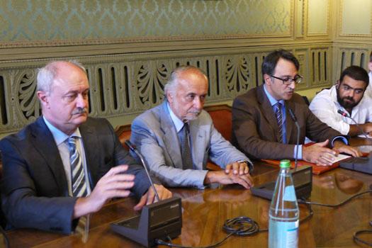 Commissione Antimafia dell'11 settembre 2012