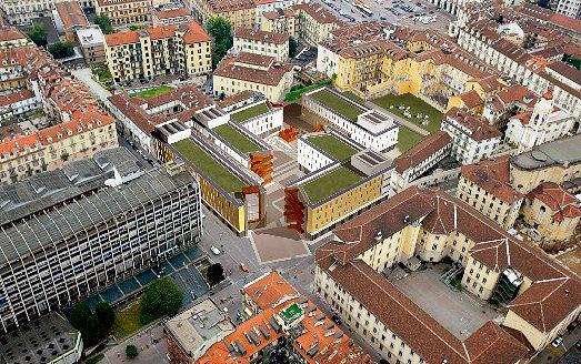Il progetto sul piazzale Aldo Moro