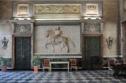 Sala marmi palazzo civico