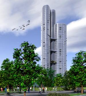 Torino grattacielo finmeccanica amati 150m planned for Grattacielo torino fuksas