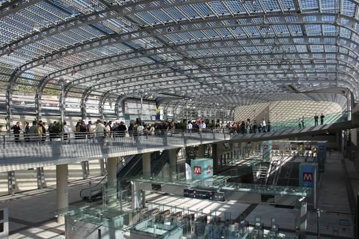 Inaugurata la stazione di porta susa della metropolitana - Porta susa stazione ...