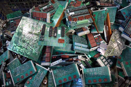 Schede elettroniche usate