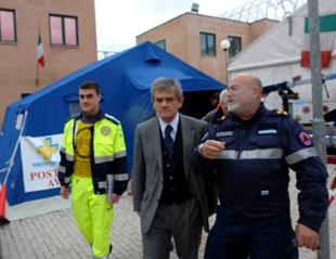 Sindaco al Campo Torino