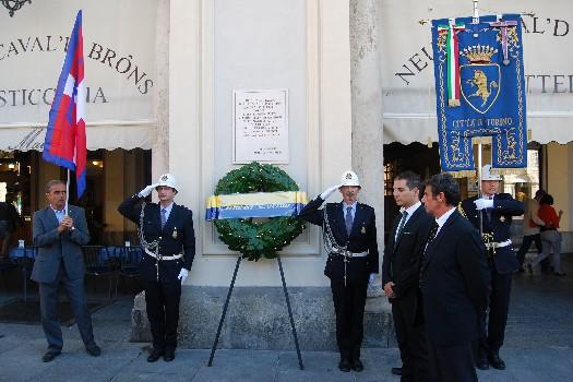 commemorazione strage di Torino