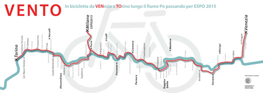 Il percorso di Ven.To