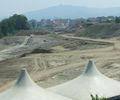 vista dal tetto del museo A come Ambiente