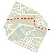 La nuova arteria di Corso Mortara