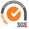 Logo System Certification ISO 9001