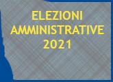 elezioni amministrative - 3 e 4 ottobre 2021