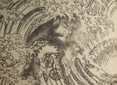 Hokusai al Mao. Otto libri del Maestro
