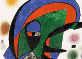 Mostra Mirò a Palazzo Chiablese