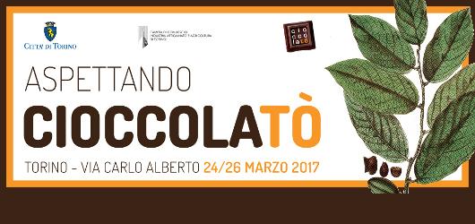 Aspettando CioccolaTO' dal 24 al 26 Marzo