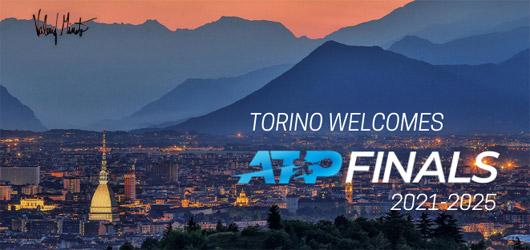 "Torino ""casa"" delle Atp Finals di tennis dal 2021 al 2025"