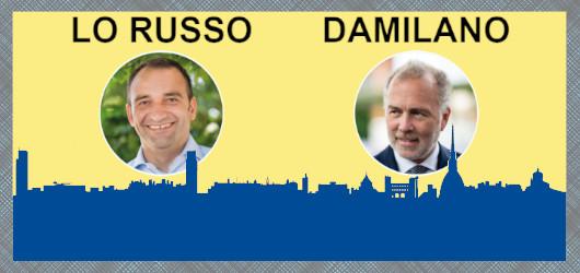 Ballottaggio LO RUSSO - DAMILANO