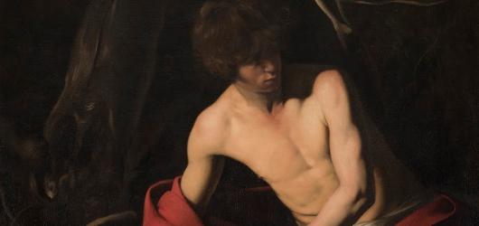 San Giovanni Battista di Caravaggio Musei Reali, Galleria Sabauda