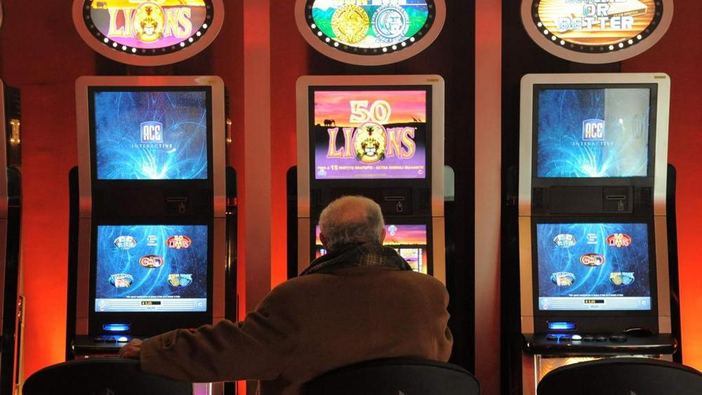 slot machine frequenza