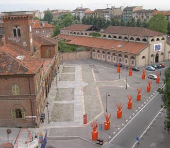 Progetto the gate citt di torino for Borgo dora torino