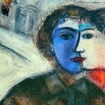 due volti chagall