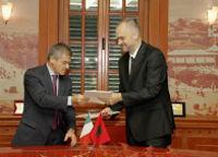 Accordo con Tirana