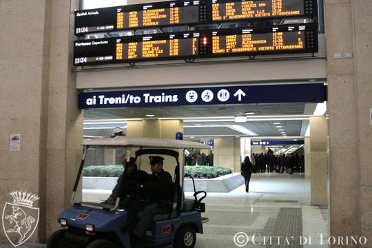 Torino stazione di torino porta nuova skyscrapercity - Orari treni porta nuova torino ...