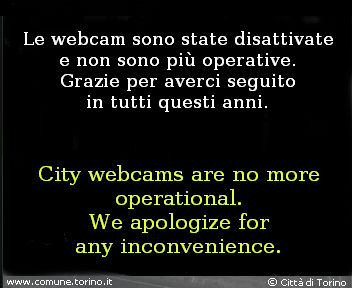 Immagine dalla webcam