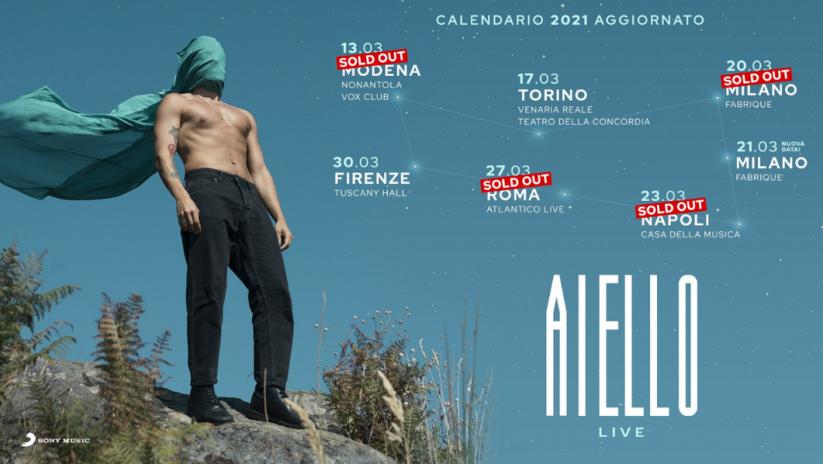 Aiello Live al Teatro della Concordia