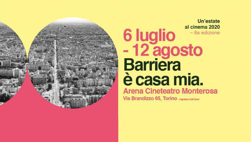 Barriera è casa mia - un'estate al Cinema 2020