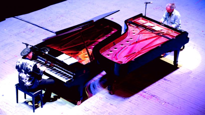 Pianisti dall'alto